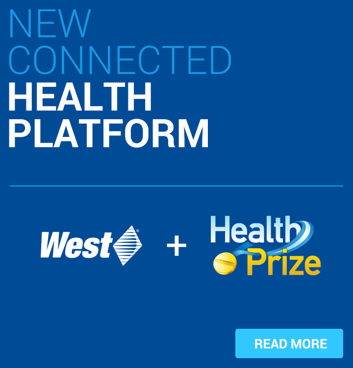 New Connected - West and HealthPrize Mobile